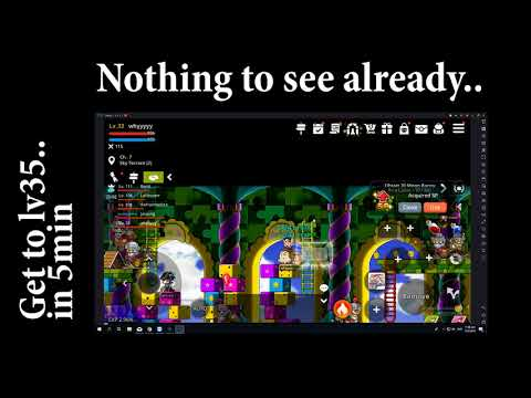 Singaporean's Maplestory M: Max lvl Mythic and Q&A Session (1000 sub