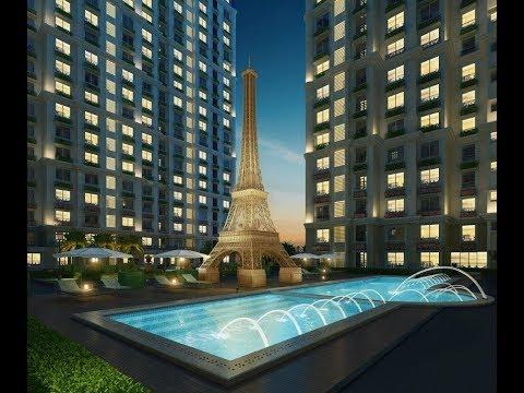 3D Tour of Kanakia Paris