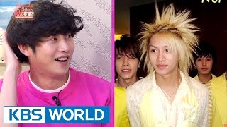 Kim Heechul once got kicked out of SM Entertainment? [Happy Together / 2017.03.30]