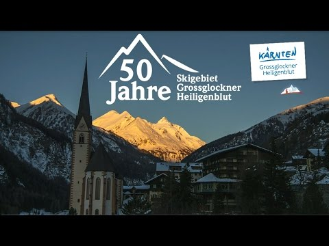 50 Jahre Grossglockner Bergbahnen  - © Grossglockner Heiligenblut