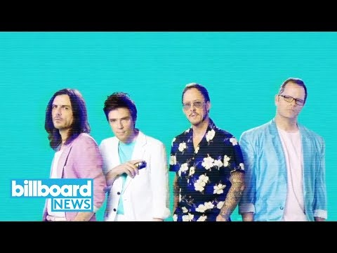 Weezer Surprises Fans With Cover Album 'The Teal Album' | Billboard News