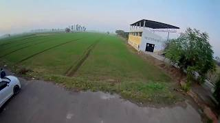 Fpv Drone Freestyle - Acro Flight Practice - Split s , flip , Low Flying
