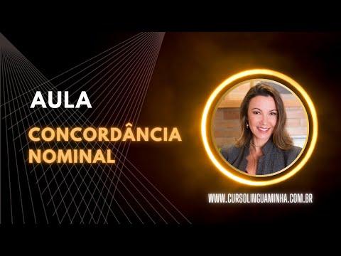 Download LÍNGUA MINHA: DICA RÁPIDA: CONCORDÂNCIA NOMINAL HD Video