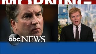 Ronan Farrow on breaking story of 2nd Kavanaugh accuser