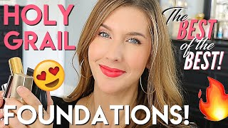 Holy Grail Foundation For Mature Skin 2020 | All Skin Types
