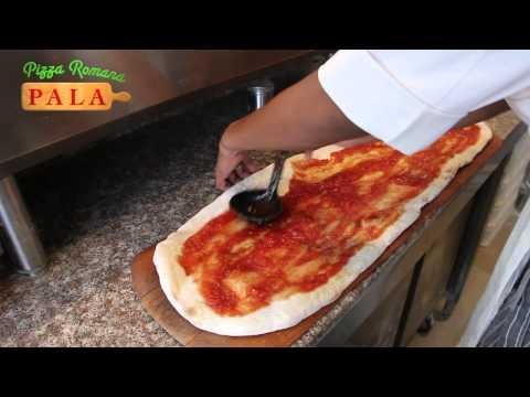 Pizza La Pala Bangkok