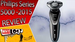 Philips Series 5000 (2015) S5320/06 Rasierer ~ Review ~ WhyLog