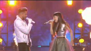 Adam Lambert feat. Laleh - Welcome to the Show - AMERICAN IDOL