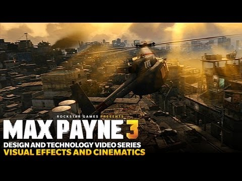 Watch Max Payne's New Cinematic Style In Action