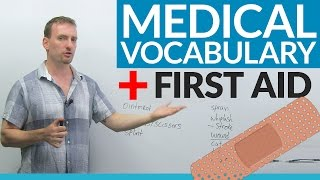 Learn First Aid Vocabulary in English – It could save your life! | Kholo.pk
