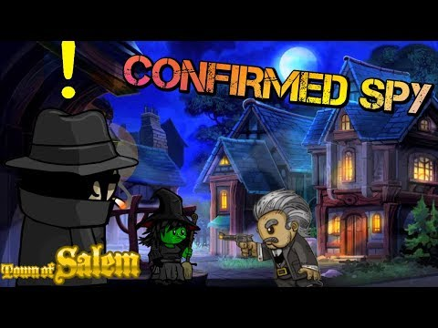 CONFIRMED SPY | Town Of Salem SponServed Custom Coven Game Mp3