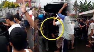 Disuruh Berhenti Malah Kabur, Pria Ini Dikeroyok di Gang Andong setelah Tabrakkan Mobil Sewaan