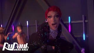 'Queens Everywhere' Performance w/ A'Keria, Brooke, Silky, Yvie & Vanjie   RuPaul's Drag Race S11