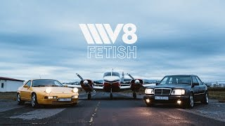 A Porsche 928 and Mercedes-Benz 500E Feed a V8 Fetish
