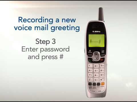Configurar y Accesar al Correo de Voz