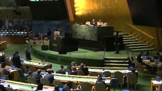 казус с Нурсултаном Назарбаевым в Генассамблее ООН 28.09.2015