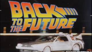 Back to the future (Soundtrack #11) 'The Ballad of Davy Crockett' 1955.