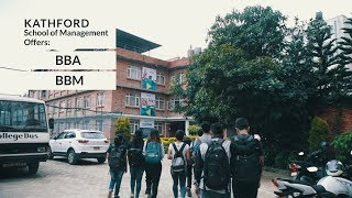 Kathford International College | BBA | BBM | TU Affiliated | Colleges Nepal