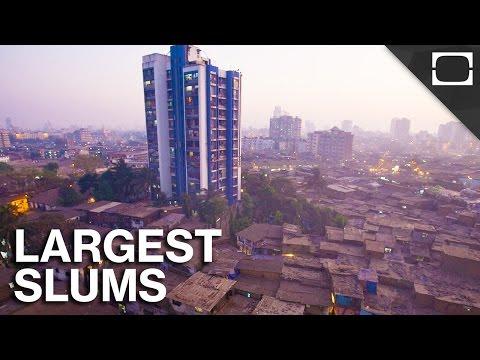 Waar zijn de meest onleefbare sloppenwijken (02.46)