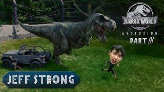JEFF STRONG (SingSing Jurassic World Evolution #3)