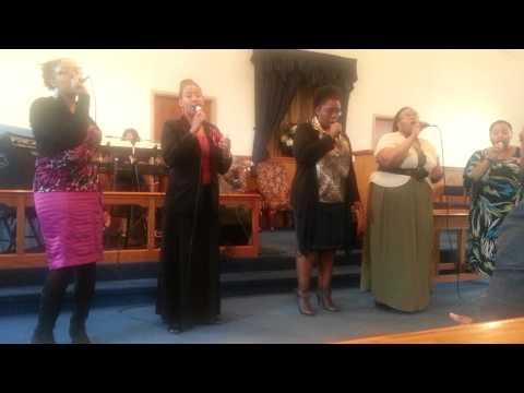 """Bethel Apostolic Singers singing """"Total Praise"""""""