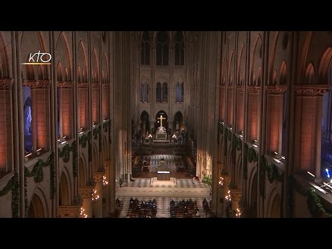 Messe du 13 janvier 2017