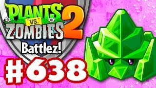 REINFORCE-MINT! New Power Mint! - Plants vs  Zombies 2 - Gameplay  Walkthrough Part 638