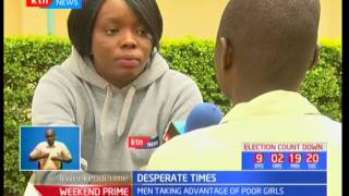 Desperate Times: The plight of school girls who cannot afford sanitary towels