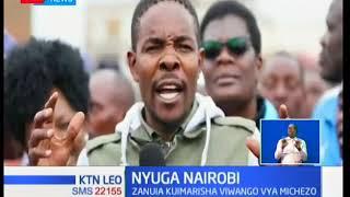 Viwanja vipya vinne kujengwa Nairobi