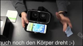 VR Brille - 3D Brille - Smartphone - virtual reality - VR Shinecon
