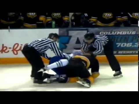 Garret Lockeridge vs. Corey Bellamy
