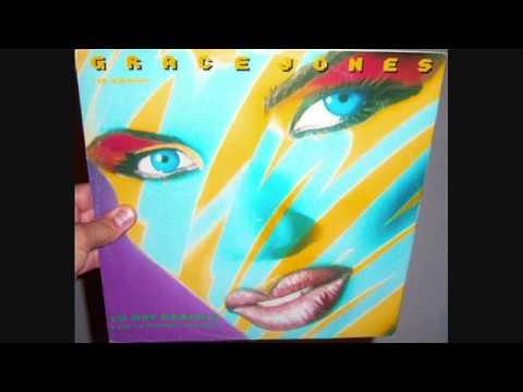 Grace Jones - Scary but fun (1986)