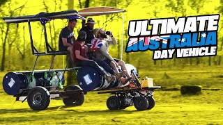 We built the ULTIMATE Australia Day Vehicle! - Sick Puppy 4x4