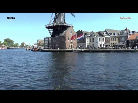 Op een warme lentedag in Haarlem…