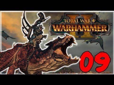 Total War: WARHAMMER II - Берем Антоху Штурмом! - Часть 9