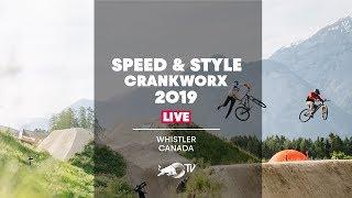 Speed & Style Finals | Crankworx Whistler 2019