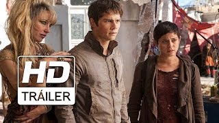 Maze Runner: Prueba De Fuego   Trailer Oficial 2   Doblado (HD)