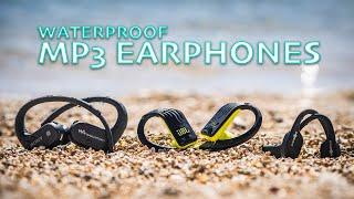 The best earphones for swimming - Aftershokz vs JBL vs Sony