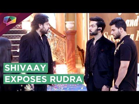 Shivaay Exposes Rudra | Rudra Feels Shattered | Ishqbaaaz | Star Plus