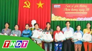 Vingroup trao quà Tết cho người nghèo | THDT