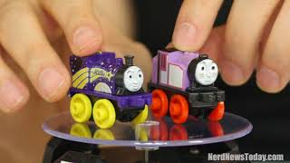 Fisher-Price Thomas & Friends Minis - Blind Bag Review