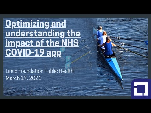 Optimizing and understanding the impact of the NHS COVID-19 app