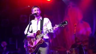 Becoming More Like Alfie - THE DIVINE COMEDY @ Cambridge Junction (2016-10-20)