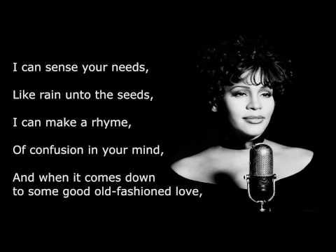 Whitney Houston - I'm Every Woman - (RARE Instrumental) - Lyrics - [HD]