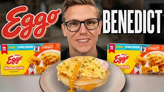 3 Frozen Eggo Waffle Hacks