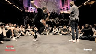 Semifinals  PARADOX vs JIMMY Hiphop Forever 2014