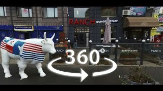 Ranch Burger State | Kyiv 360 video