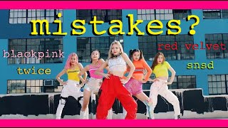 MISTAKES IN KPOP MUSIC VIDEOS | PART 6 (Itzy, Blackpink, Twice & More!)