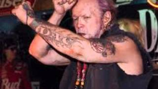 "David Allan Coe ""When I Was A Young Man"""