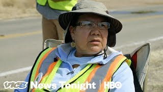 How These Arizona Residents Are Making Border Checkpoints Less Invasive (HBO)